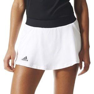 NWOT White Adidas Skort